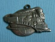Vintage Wabash Cannonball Train Indiana In Sterling Charm