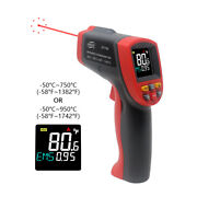 Gt750 Gt950 Digital Infrared Thermometer Non-contact Red Laser Temperature Meter