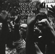 Black Messiah Dand039angelo And The Vanguard Gatefold Double Vinyl Lpdownload Sealed