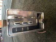 Vintage Chrome Heat Air Defrost Blower Switch Vent Control Assembly