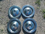 1970and039s Ford Thunderbird 15 Hubcaps