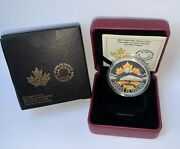 2017 20 Silver Coin- Canadaandrsquos Coast Series -pacific - Royal Canadian Mint Obo