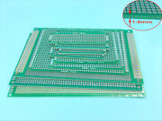 Double-side Prototype Pcb Stripboard Universal Printed Circuit Board 8 Size