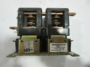 Ge Ctta104fr124xn Heavy Duty Contactor 80a Coil 24v Vgc Contacts At 95+