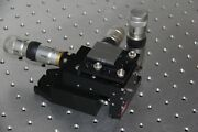 Thorlabs Rb13d Roller Block 3-axis Xyz Bearing Stage Differential Micrometers