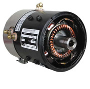 Amd 36/48v 6.1hp@4600rpm Series Golf Cart Motor For Club Car Ds Fits 1990-up