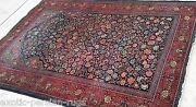Authentic Rare Museum Piece Antique Pershian Keshan Rug One Of A Kind