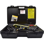 Shrinkfast 975 Propane Heat Gun With 25and039 Hose Regulator And Carrying Case