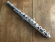 Verne Q. Powell Ps-601 Solid Sterling Silver Flute Body Part Replacement