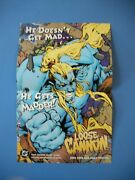 Loose Cannon Promo Poster 1995 Dc 11 X 17