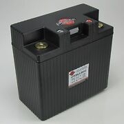 Shorai Lithium Harley V-twin Battery 540 Cca 36 Ah Left Neg Term Only 4.5 Pounds