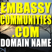 Embassycommunities.com Domain Name Valuable Real Estate-related Name