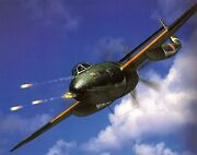 Japanese Experimental Wwii Aircraft Mitsubishi Sushui Rocket Fighter 3d Cg 14