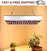 Led Grow Light 3uv And 3ir Growing Lamp For Indoor Plants Hydroponic Plant Kit New
