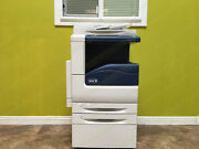 Xerox Workcentre 7530 Laser Color Bw Printer Scanner Copier 30ppm A3 Mfp 7556