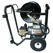 Cam Spray 1500 Psi Electric - Cold Water Sewer And Drain Cleaner Jetter