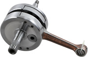 Prox Forged Crankshaft W/ Connecting Rod, Crankpin, Bearings And Washers 10.3204