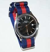 Luxury Ball For Bmw M Automatic Ladies Watch / Edition With 2 Straps/swiss Made