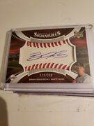 2006 Sweet Spot Update Brian Anderson Rookie Autograph 10/200 White Sox
