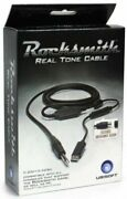 Rocksmith Real Tone Cable Brand New