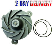 Fits Volvo Truck Engine Water Pump Vn Vnl D12 20734268 Or 8170305 New