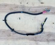 2010 10 11 12 Audi R8 V8 4.2l Positive + Battery Cable Wire Wiring Harness Oem