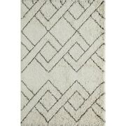 Momeni Maya 7and03910 X 9and03910 Contemporary Rug In Ivory