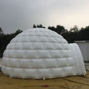 29.5ft 9m Inflatable Promotion Advertising Events Igloo Dome Tent Free Logo