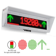 Wtdisplay - Remote Display For Truck Scales Traffic Lights Bar Graph