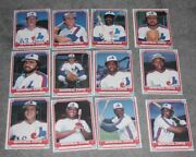 Montreal Expos. Toronto Blue Jays. Oddball. Inserts Pick Your Player