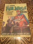 Great Shape The Bundy Fun With Music Book - 1962 H And A Selmer Inc. Comics