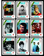 Star Trek 1 Box With 50 Spanish Playing Cards - Argentina