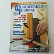 Woodworkers Journal January/february 2002 Volume 26 Number 1