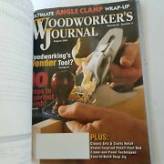 Woodworkers Journal July/august 2005 Volume 29 Number 4