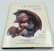 Hummel Art J. Hotchkiss Collecting Book Guide Autographed Signed 1st Edition