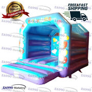 13x11.5ft Commercial Inflatable Balloons Bounce House Trampoline With Air Blower