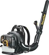 475 Cfm 48cc 2 Cycle Gas Backpack Leaf Blower Variable Speed Yard Garden Cleaner