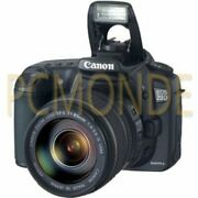 Canon Eos 20d 8.2mp Digital Slr Camera With Ef-s 17-85mm F/4-5.6 Is Usm Lens