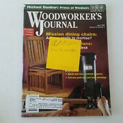 Woodworkers Journal March/april 1999 Volume 23 Number 2