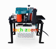 Woodworking Portable Edge Bander Banding Machine Double Sided Gluing 110v/220v T