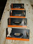 Blackweb-replacement-band-with-steel-buckle-fitbit-flex-2 4 Bundle New