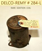1920and039s Ignition Coil 284-l Delco Remy Auburn Chevy Model K Oakland Kissel 8 8-88