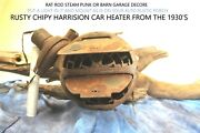 Rusty Chipy Harrison Car Heater Unit Antique Old Truck Car Bus Rustic 1930and039s Usa