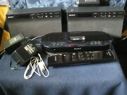 Sony Wireless Audio Transmitter S-air Sa17ti,speakers Air-sa50r, Remote Control