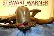 Stewart Warner South Wind Gas Car Heater Unit Antique Old 1930and039s Retro Art Deco
