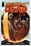 Walking Dead 27 9.2 1st Governor High Grade 2006 White Pages