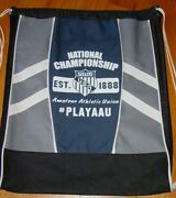 Vintage Amateur Athletic Union Aau Volleyball National Championship Backpack Bag
