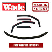 Wind Deflector And Bug Shield Combo For Chevy Tahoe 2007-2013