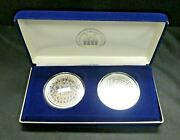 1789-2009 Presidents Of United States Silver Coin Set National Collectorand039s Mint