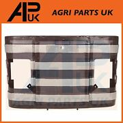 13 Front Grill Grille With Light Holes And Door For Massey Ferguson 135 Tractor